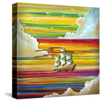 Off To Neverland-Cindy Thornton-Stretched Canvas Print