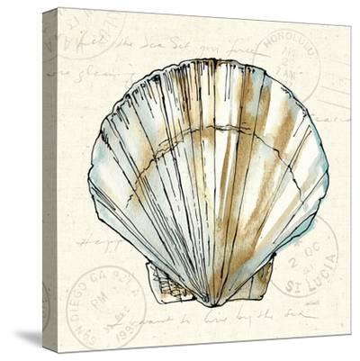 Coastal Breeze VII-Anne Tavoletti-Stretched Canvas Print