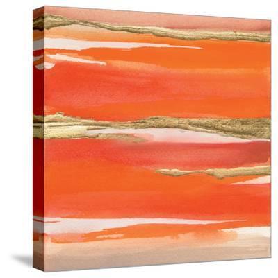 Gilded Mandarin I-Chris Paschke-Stretched Canvas Print