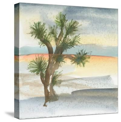 Desert Joshua Tree Cool-Chris Paschke-Stretched Canvas Print