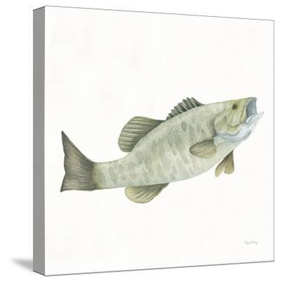 Gone Fishin Small Mouth-Elyse DeNeige-Stretched Canvas Print