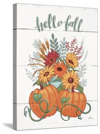Fall Fun II-Janelle Penner-Stretched Canvas Print