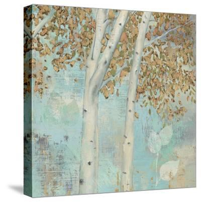 Golden Forest II-James Wiens-Stretched Canvas Print
