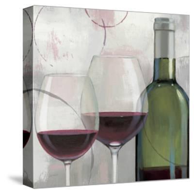 Taste Appeal Red II-James Wiens-Stretched Canvas Print