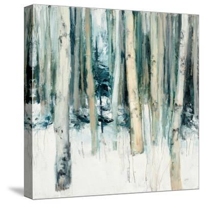 Winter Woods II-Julia Purinton-Stretched Canvas Print
