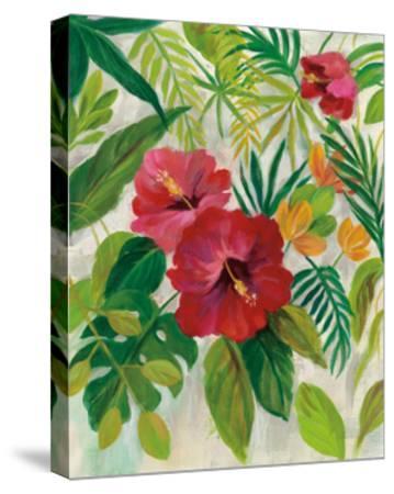 Tropical Jewels I-Silvia Vassileva-Stretched Canvas Print