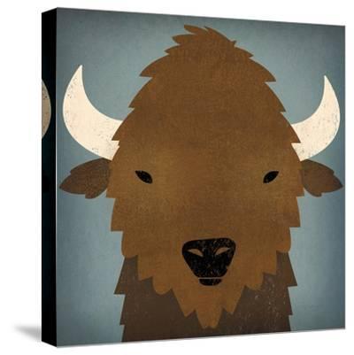 Buffalo II-Ryan Fowler-Stretched Canvas Print