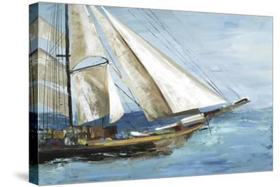 Big Sail-Asia Jensen-Stretched Canvas Print