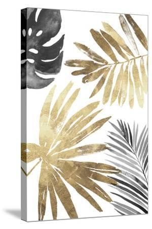 Tropical Palms III-Asia Jensen-Stretched Canvas Print