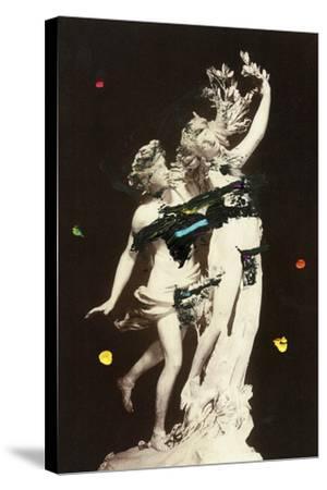 Love Asunder II-PI Studio-Stretched Canvas Print