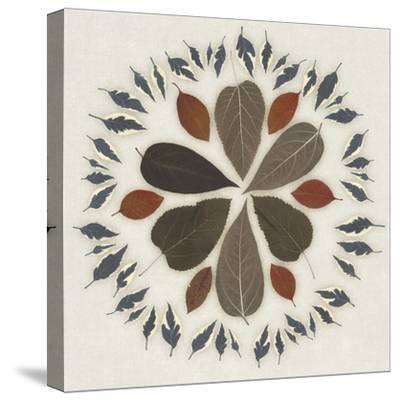 Wreath II-Edward Selkirk-Stretched Canvas Print