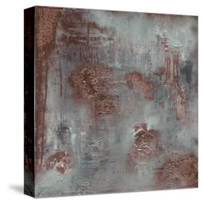 Copper & Coal-Soozy Barker-Stretched Canvas Print