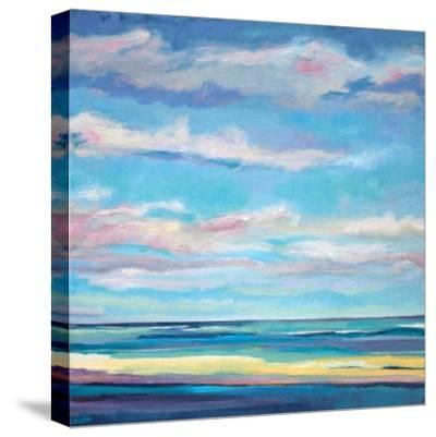 Tidal Surge-Niki Arden-Stretched Canvas Print