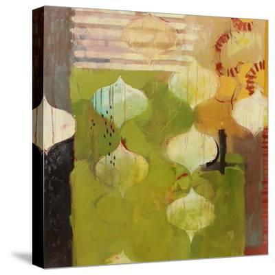 Green Shade-Jennifer Rasmusson-Stretched Canvas Print