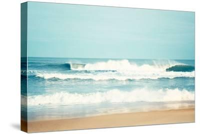 Salty Sea Air-Carolyn Cochrane-Stretched Canvas Print