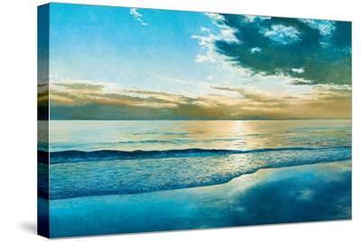Amelia Island Dawn-Kent Sullivan-Stretched Canvas Print