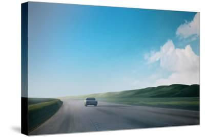 California Road Chronicles #38-Relja Penezic-Stretched Canvas Print