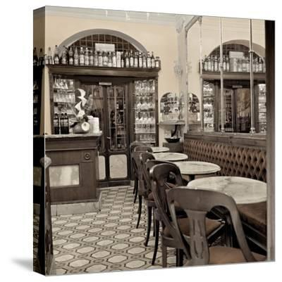 Tuscan Caffe #26-Alan Blaustein-Stretched Canvas Print