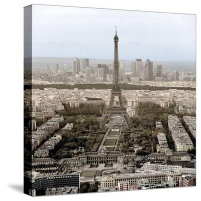 Tour Eiffel #14-Alan Blaustein-Stretched Canvas Print