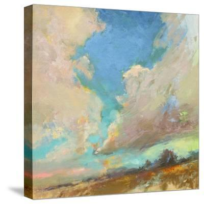 Clouds Got in My Way-Beth A^ Forst-Stretched Canvas Print