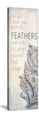 He Will-Kimberly Allen-Stretched Canvas Print