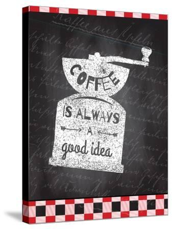 A Good Day 2-Kimberly Allen-Stretched Canvas Print