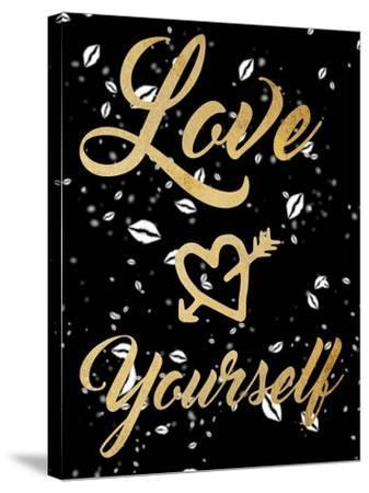 Love Yourself-Marcus Prime-Stretched Canvas Print