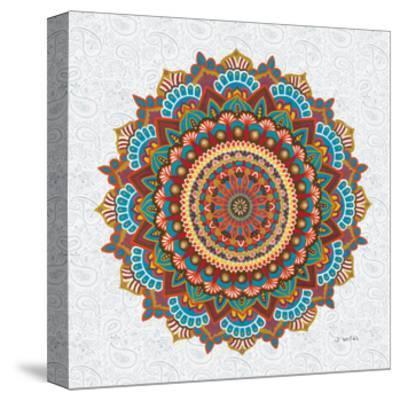 Mandala Dream-James Wiens-Stretched Canvas Print