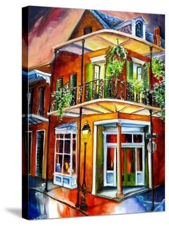 Goodnight New Orleans-Diane Millsap-Stretched Canvas Print