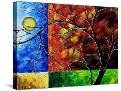 Indifferent-Megan Aroon Duncanson-Stretched Canvas Print