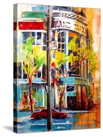 Michigan Avenue - Chicago-Diane Millsap-Stretched Canvas Print