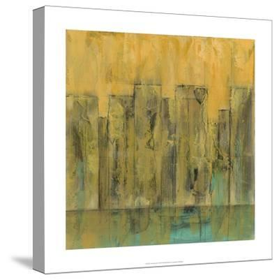 City by the Sea I-Jennifer Goldberger-Stretched Canvas Print
