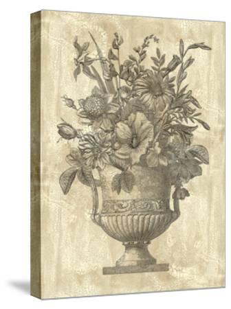 Floral Splendor II-Vision Studio-Stretched Canvas Print