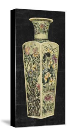 Aged Porcelain Vase I-Vision Studio-Stretched Canvas Print