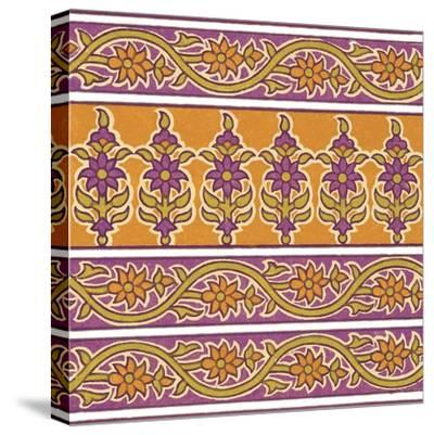 Ceylon Squares II-Vision Studio-Stretched Canvas Print