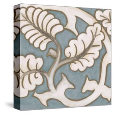 Ornamental Leaf II-Vision Studio-Stretched Canvas Print