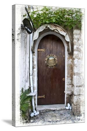 Doors of Europe XIX-Rachel Perry-Stretched Canvas Print