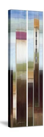 2-Up Eastside II-James Burghardt-Stretched Canvas Print