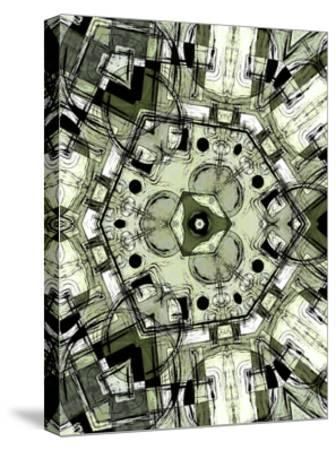 Complex II-James Burghardt-Stretched Canvas Print
