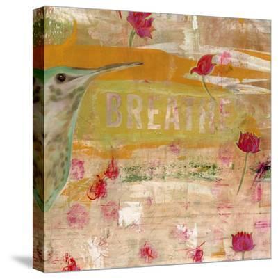 Breathe II-Jodi Fuchs-Stretched Canvas Print
