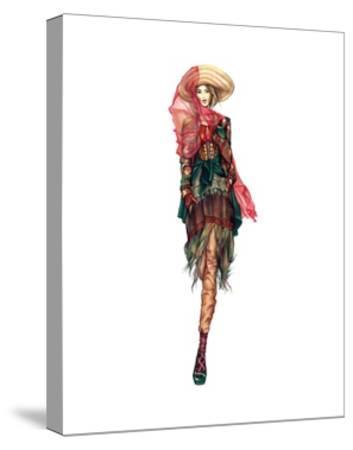 Portfolio 118-Nancy Riegelman-Stretched Canvas Print