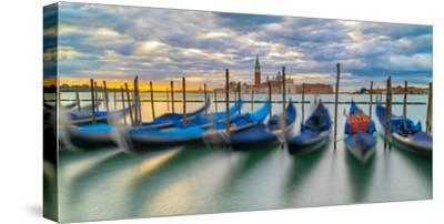 Cradled by the Waves-Marco Carmassi-Stretched Canvas Print
