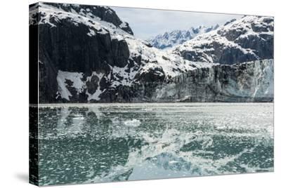 Margerie Glacier, Tarr Inlet, Glacier Bay National Park, Alaska-Jonathan Kingston-Stretched Canvas Print