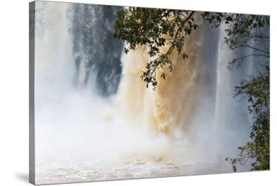 Blue Nile Falls, Bahir Dar, Ethiopia-Keren Su-Stretched Canvas Print