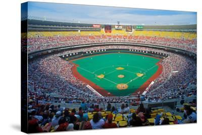 Pleasant Veterans Stadium During Major League Baseball Game Between Phillies And Houston Astros Philade Photographic Print By Art Com Cjindustries Chair Design For Home Cjindustriesco
