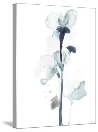Midnight Blossoms I--Stretched Canvas Print