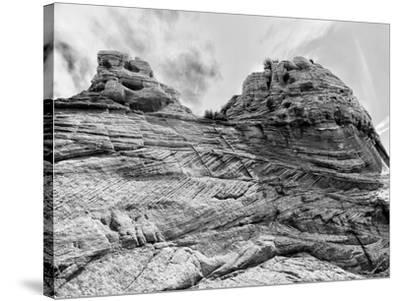 Canyon Lands I--Stretched Canvas Print