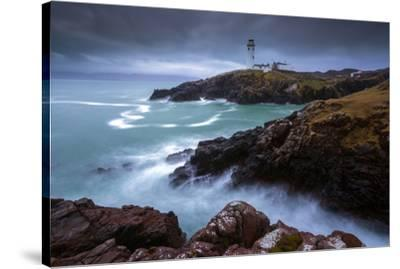Fanad Head Lighthouse, County Donegal,  Ireland-ClickAlps-Stretched Canvas Print