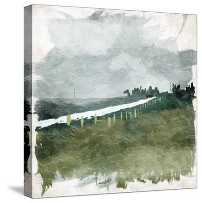 Calm Rain-OnRei-Stretched Canvas Print