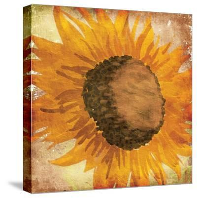 Flower Of The Fall Mate-OnRei-Stretched Canvas Print